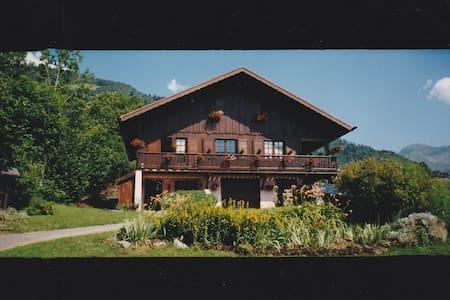 Chalet Savoyard dans Massif des Bauges - Chalet