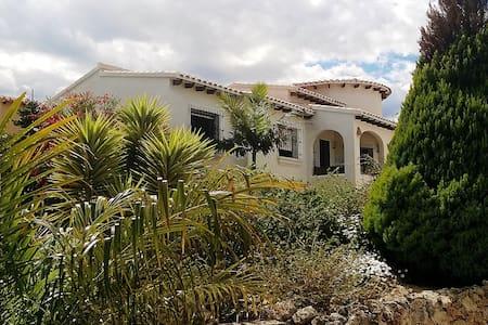 Luxury detached villa with private pool. - Casa de camp