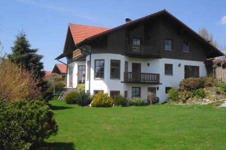 Komfortable Ferienwohnung mitten in der Natur - Hinterschmiding - Wohnung