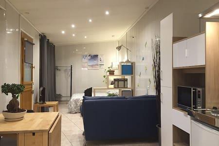 Joli T1 de 35 m2 avec terrasse - LYON - Apartamento