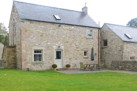 The Old Dairy, Brosterfield Farm - Foolow - House