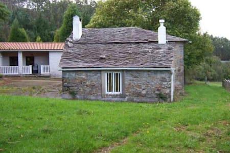 Habitación/baño cerca de Ortigueira - Casa