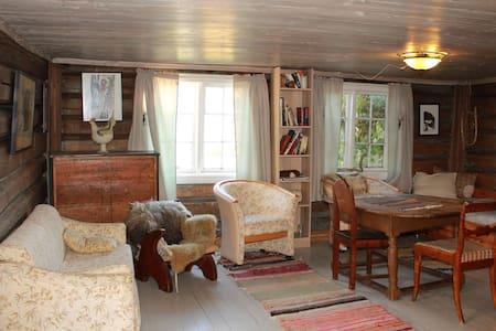 koselig rom+stua midt på sauegård. - Kvam - Other