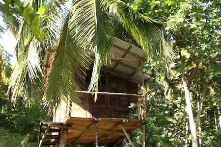 Lilly's Treehouse and Guesthouse - Casa en un árbol