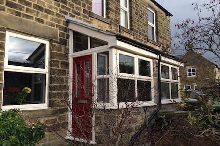 Family home, Chinley, Peak District - Chinley - Rumah