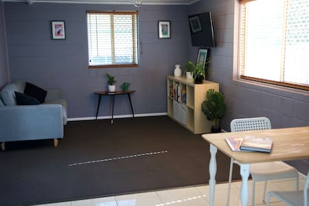 Private Enoggera granny flat 8km from the city - Enoggera
