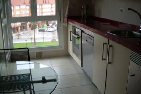 alquiler apartamento gijon, arbeyel - Apartamento