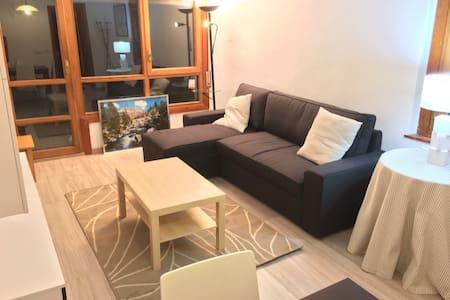 Apartamento en Baqueira con terraza - Baqueira - Apartment