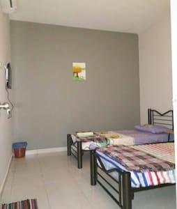 清洁,舒适,环境優美,出入方便 - Lägenhet