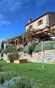 Istrian stone house Padna, 4 person - Haus