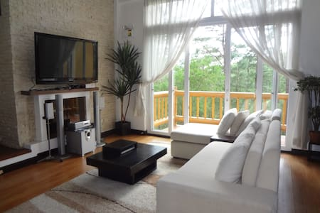 5 bedroom unit ,Camp John Hay,Baguio City - Baguio - Huis