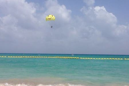 two min to the sea fantastic home in 5th avenue - Playa del Carmen - Appartement