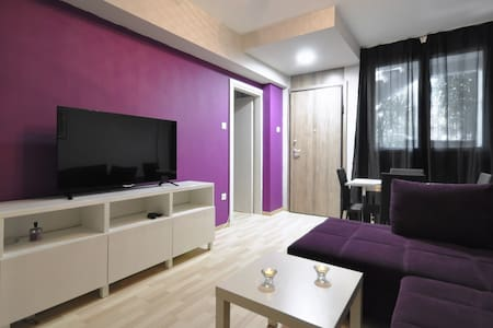 ♥Charming♥ apartment close to metro - Kondominium
