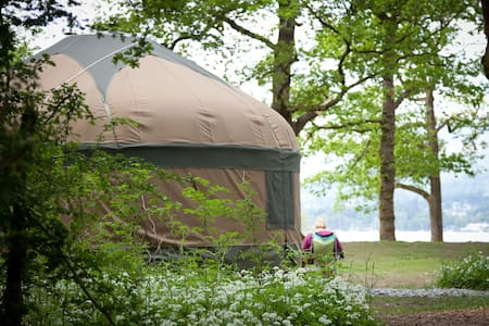 Long Valley Yurts Low Wray