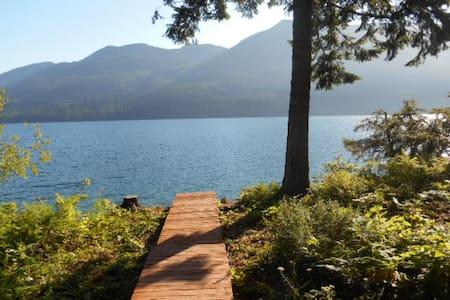 Waterfront home 60 min from Seattle - Lake Kachess - Ház