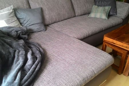 Large sofabed in shared flat. - Apartemen