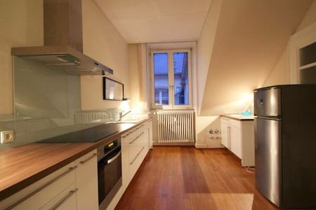 Unique apartment in the city center - Luxembourg - Appartement