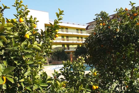 Friendly and comfortable Apartment with Wifi, AC - Kemer - Apartment