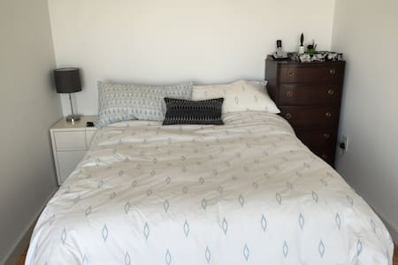 Beautiful Studio Minutes from NYC - Appartement