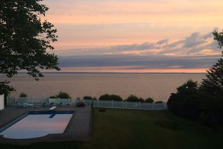 Quiet Waterfront North Fork Escape - Southold - House