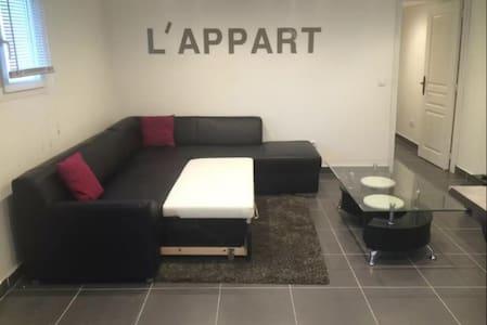 Charmant t2 - Appartamento