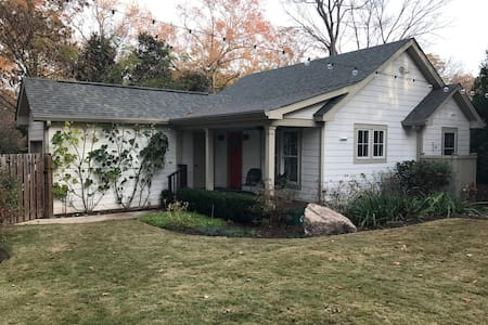 Quiet cottage in Decatur – Atlanta - Decatur - Apartemen