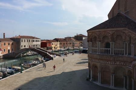 Ca' San Donato Murano Venezia - Apartamento