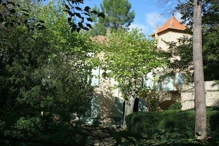 Appartement dans bastide provençale - La Tour-d'Aigues - Apartment