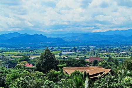 The BEST mountain view right away - Pak Chong - Condominium