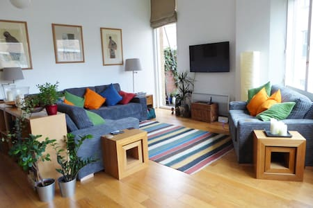 Luxury Bristol City Centre Apartment Sleeps 6 - Pis