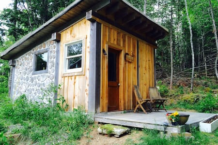 Cord Wood Cabin Retreat - Chatka