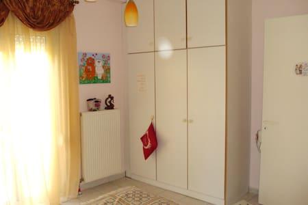 Άνετο τριάρι κοντά στη Μαρίνα Μυτιλήνης - Appartement