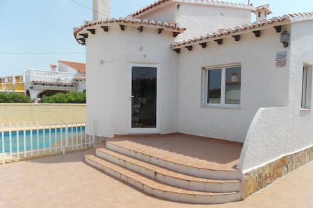 Villa Sorts del Mar en Els Poblets de Denia - Chalet