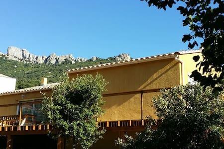 GITE DE SEJOUR ETAPE CATHARE - Haus
