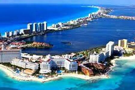 No 1 Top Rated Cancun Location - Daire