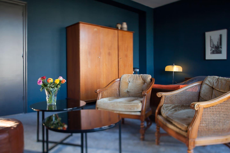 Beautiful vintage apartment w/ WiFi - Appartementen te Huur in Arnhem