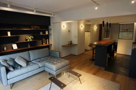 Stylish Room in Azabu, Roppongi - Minato