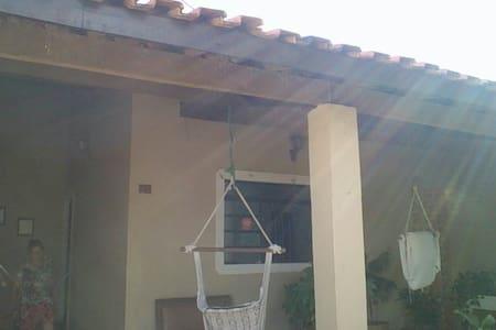 Casa de interior ideal descanso, lazer ou trabalho - Itapuí - Casa