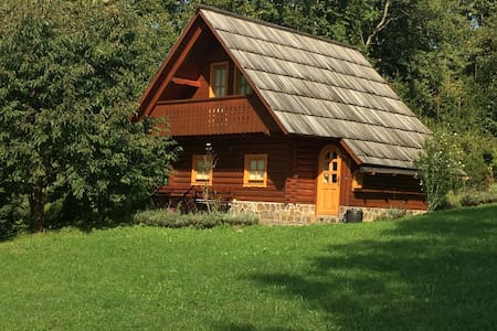 Countryside log cabin - Cottage