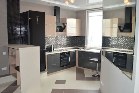 Cozy elegance apartment two rooms - Vladivostok - Lejlighed