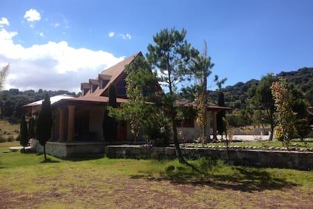 Chalet en Parque Nacional El Chico - Cabin