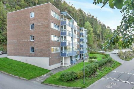 Good space appartment vennelsa - Vennesla - Pis