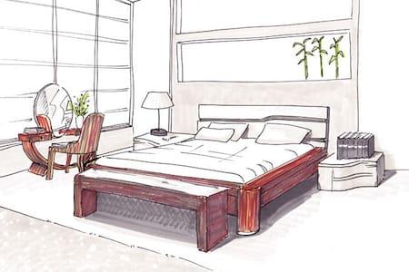 chambre à louer mont saint Aignan - Mont-Saint-Aignan - Appartement