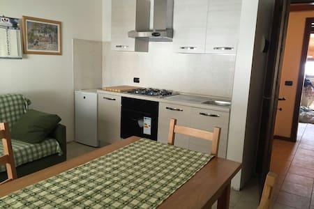 Bilocale mansardato in centro - Pinzolo - Apartamento
