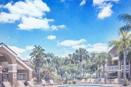 Centrally located. Close to Everything & Beaches. - Fort Myers - 公寓