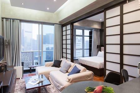 Luxe, View, Comfort & Style - HK Island - Wanchai - Hong Kong Island - Apartamento