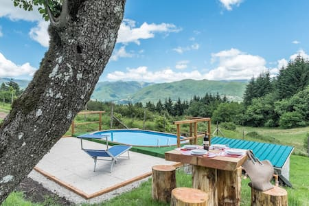 MEDITATION PLACE with POOL in GARFAGNANA - Haus