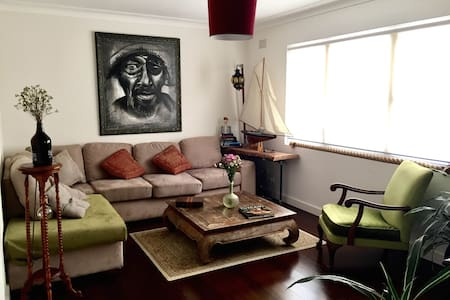 Comfortable Sofa perfect for Solo Traveller. - Rose Bay - Appartement