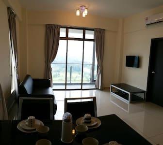 2Bedrooms D'inspire Exec Apt - Johor Bahru - Wohnung