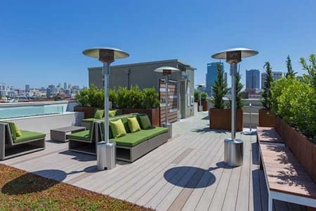 Brand new luxury Hayes Valley apartment - San Francisco - Apartamento